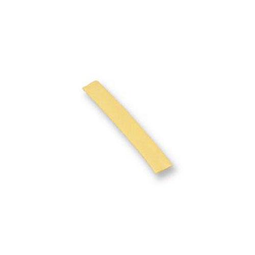 GIALLO calore SHRINK tubing Tube Sleeve Heatshrink Sleeving 2:1 0.2-100m 1.6-50.8 m