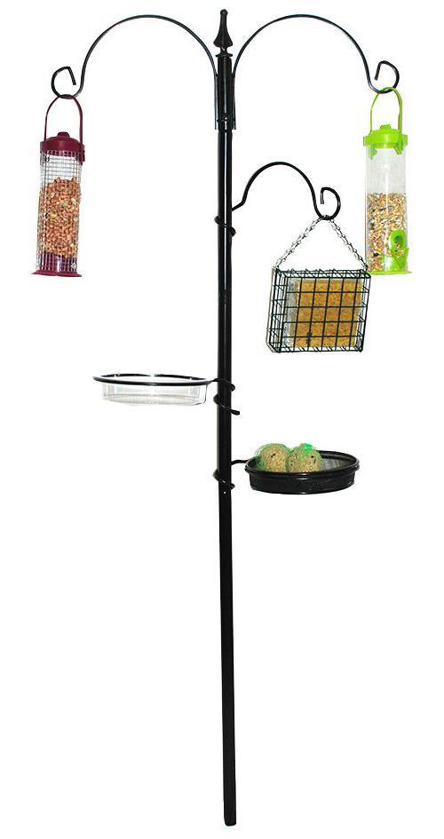 Bfs Kingfisher Traditional Bird Feeding Station Ebay