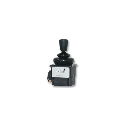 GD23902 4R28-2S1E-55-126 Apem Joystick, Potentiometer, 2 Achsen