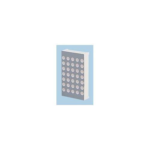 GD15155 TA20-11EWA Kingbright LED-Display, Dot Matrix