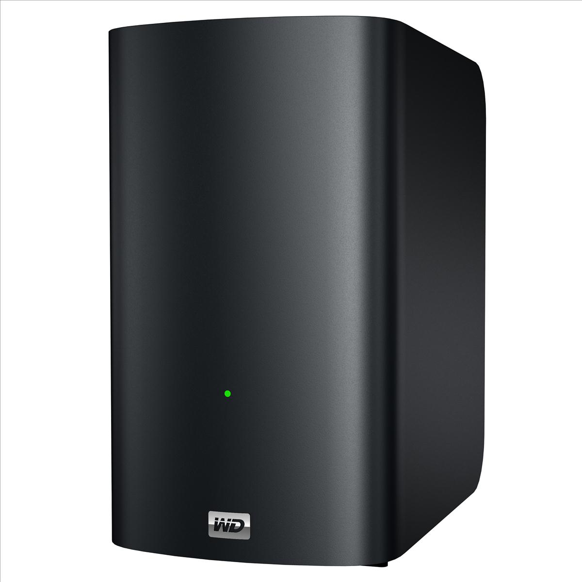Western Digital My Book Duo 4TB Personal Cloud Storage Network Drive External - | eBay
