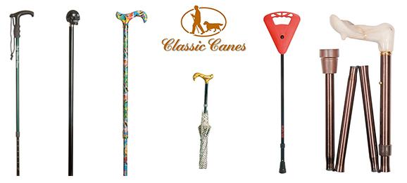 Check out our beautiful range of Classic Canes