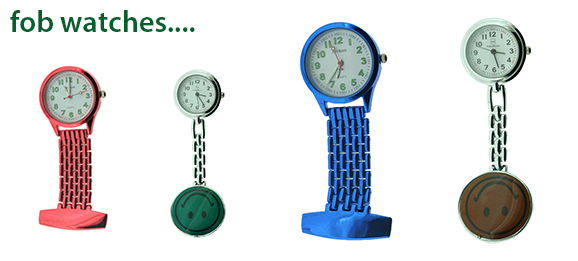Fob watches available at The Emporium Direct