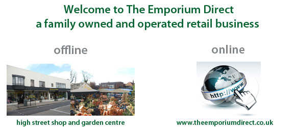 Welcome to The Emporium retail business in Maldon, Essex!