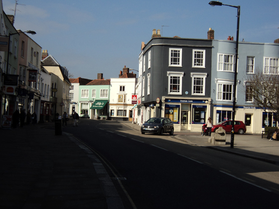 Upper Maldon High Street