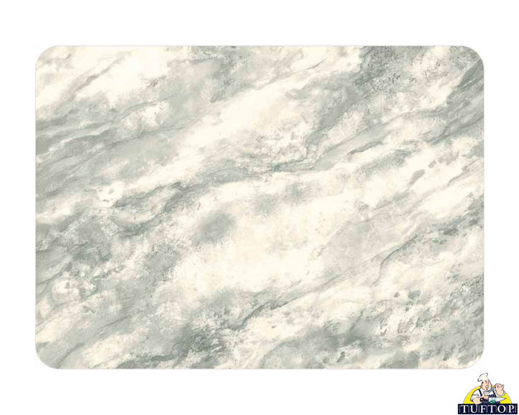 Glass Chopping Board Grey White Marble Slate Abstract