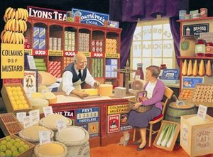 1000 Piece Quality Jigsaw Puzzle - The Village Store Preview