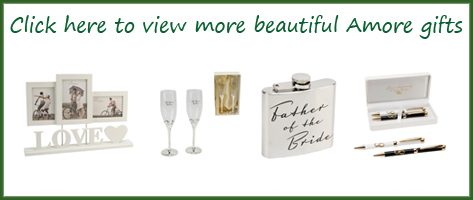 A lovely selection of gifts from the beautiful Amore range