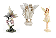 Fairies, Angels + Pixies