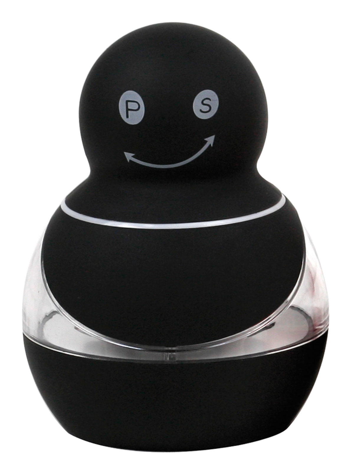 Yoko premium black yokito salt and pepper mill grinder Funky salt and pepper grinders