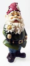 View Item Garden Flower Gnome in Green Jacket by Joseph's Studio
