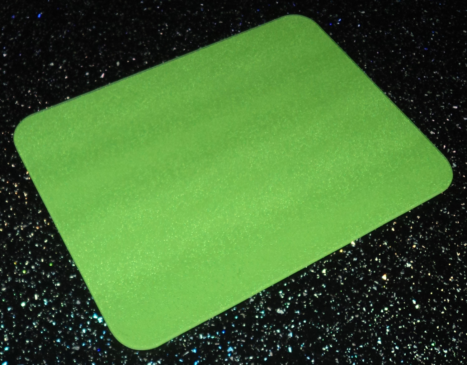 Tuftop glass chopping board modern abstract lime green for Lime green kitchenware