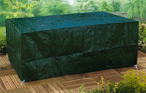 "6 Foot 8"" Outdoor Garden Rectangular Patio Table Cover Preview"