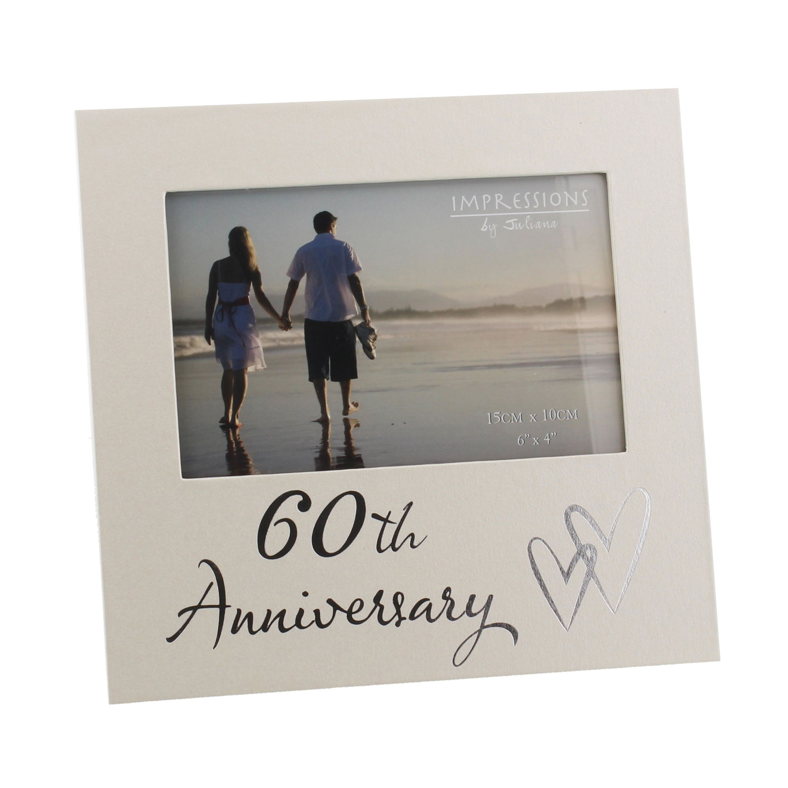 Gifts For 60th Wedding Anniversary: NEW Luxury Wedding Anniversary Photo Frame Gift 25th 40th