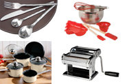 Cookware + Tools