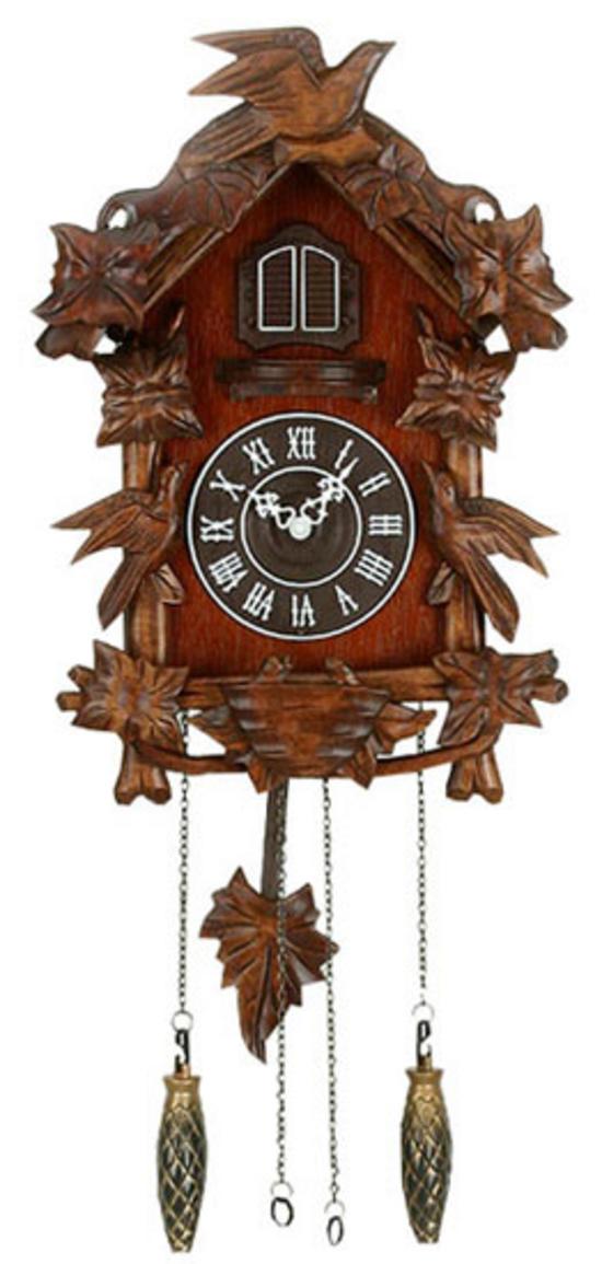 Cuckoo clock weights set up - Wooden cuckoo clocks ...