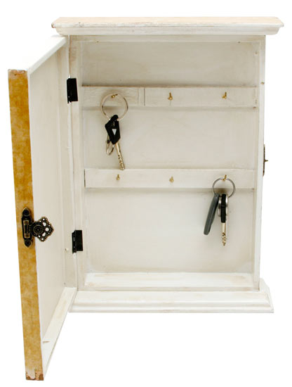 Decorative Key Cabinet