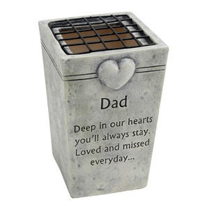 Graveside Memorial Flower Pot Holder DAD Preview