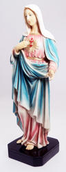 View Item Large 45cm Handpainted Religious Mary Standing Gift Ornament