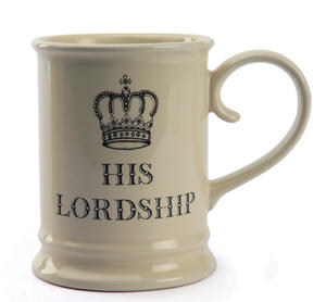 David Mason Design Majestic His Lordship Mug Preview