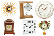 Indoor & Mantel Clocks