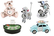 Mini & Novelty Clocks
