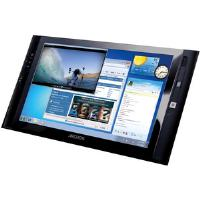 Archos 9 PC Tablet Intel Atom (Z515) 1.2GHz 1000MG 32GB SSD Windows 7 (Black)