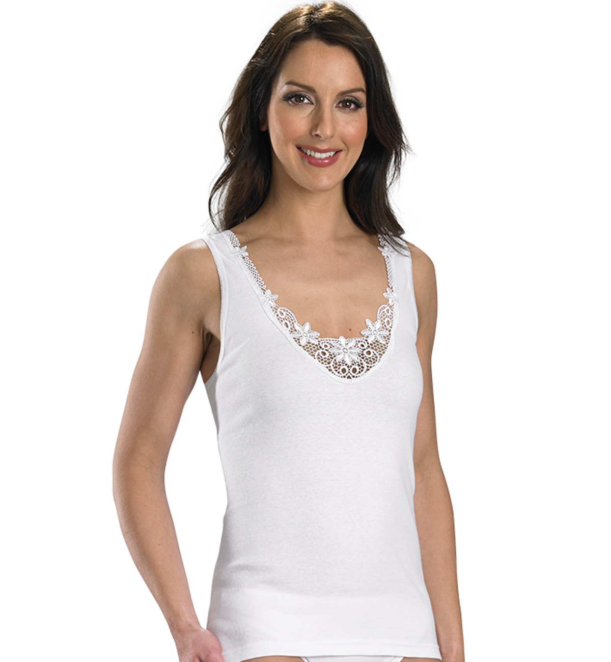 Women Casual Lace Trim Strap Cotton Tank Tops Camisoles $ 12 99 Prime. out of 5 stars Skylety. 3 Pieces Lace Cami Half Lace Camisole Neck Lace Bralette Top for Women Girls $ 18 99 Prime. 5 out of 5 stars 1. Zenana Outfitters. 2 Pack Zenana Women's Plus Lace Trim Tank Tops 2X Black, White $ 16