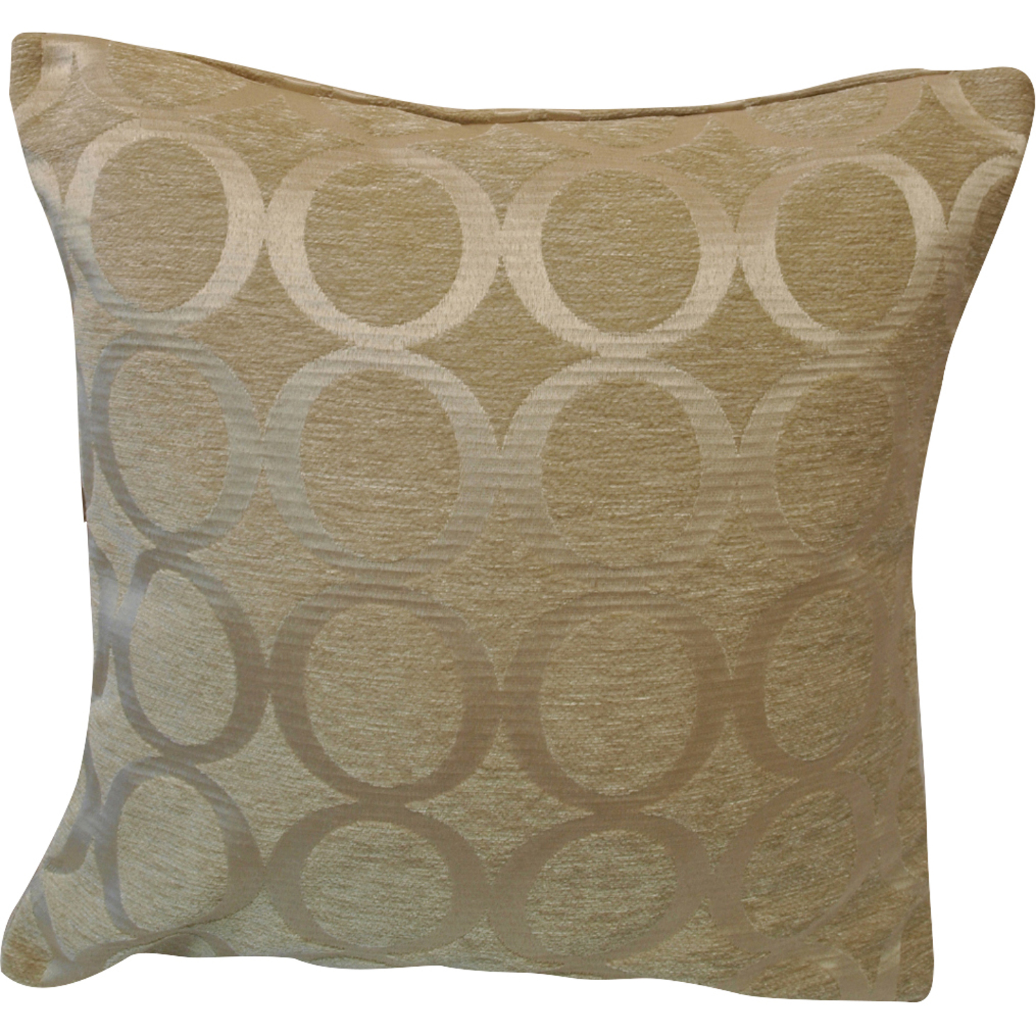 Circle design cushion cover decorative scatter home furnishings double sided oh ebay - Enhance your home decor with fancy cushions ...