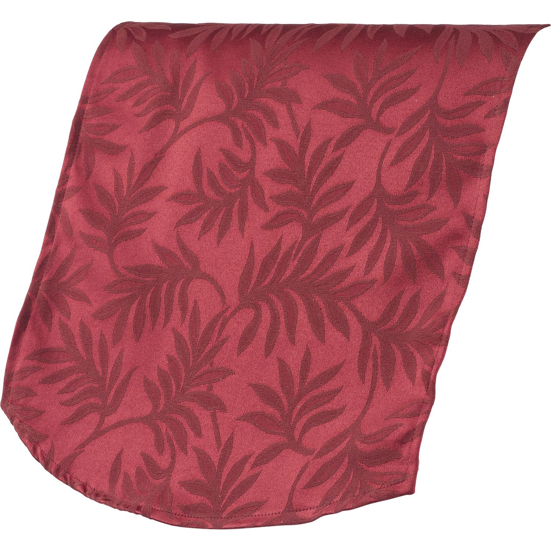 Vintage retro leaf design single chair back decorative for Decorative furniture covers