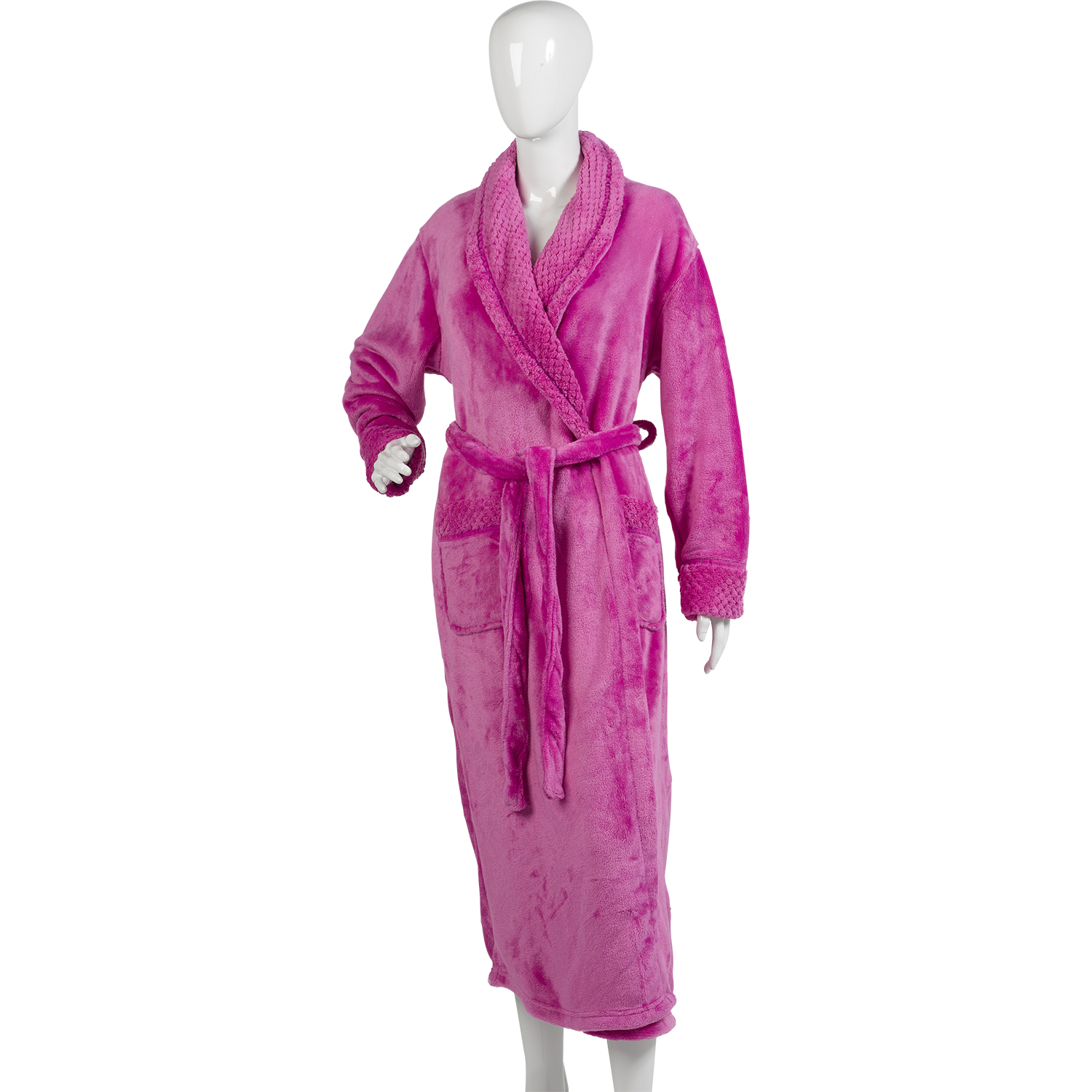 Luxury Hot Pink Dressing Gown Embellishment - Wedding and flowers ...