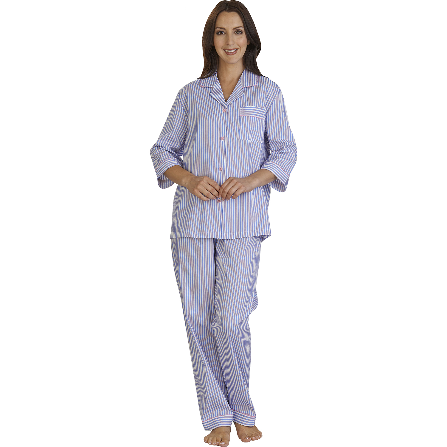 Ekouaer Womens Cotton Pjs Short Sleeve Round Neck Pajama Set Sleepwear. by Ekouaer. $ - $ $ 16 $ 27 59 Prime. FREE Shipping on eligible orders. Some sizes/colors are Prime eligible. out of 5 stars