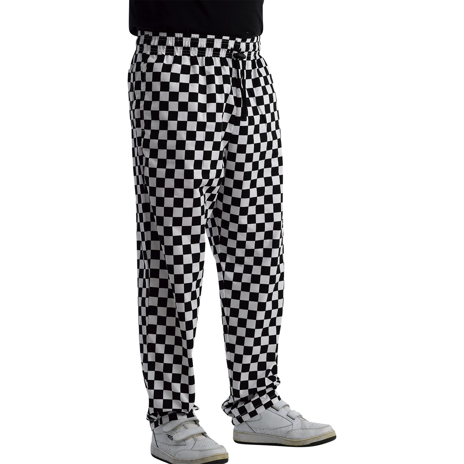 Plaid Pants. Add interest to any wardrobe with a pair of plaid pants. These pants can be found in bright plaids as well as subtle styles. Some plaid patterns are even subtle enough to wear to work, and many feature neutral tones that pair well with solids in any color.