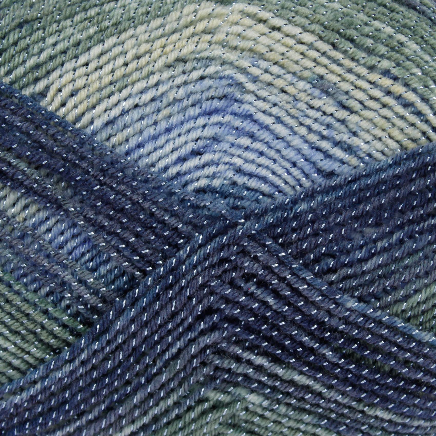 King Cole Shine DK Acrylic Blend Wool Double Knitting 100g Ball Free Pattern ...