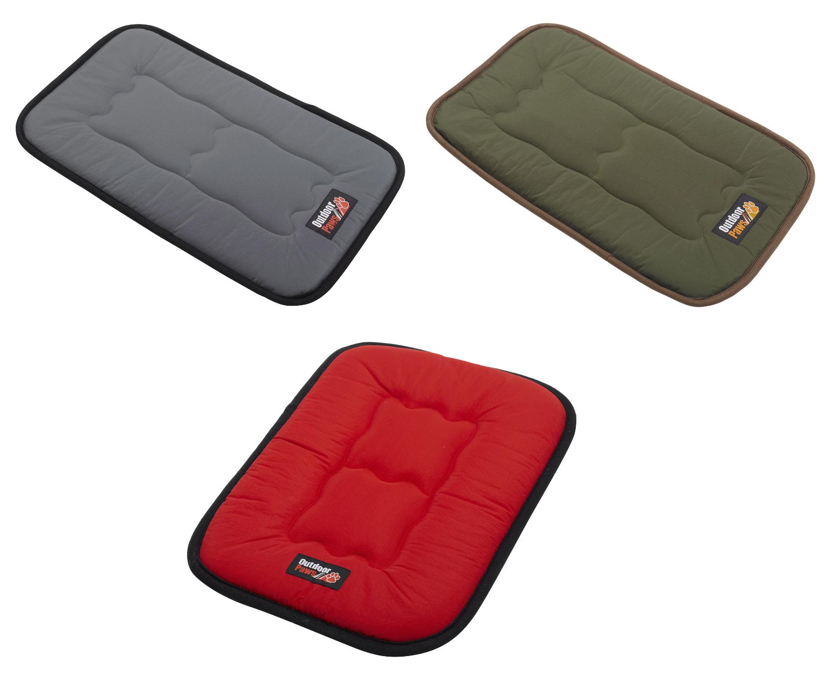 drau en pfoten teflon berzogen gitterbox matratze hund welpe hundeh tte bett ebay. Black Bedroom Furniture Sets. Home Design Ideas
