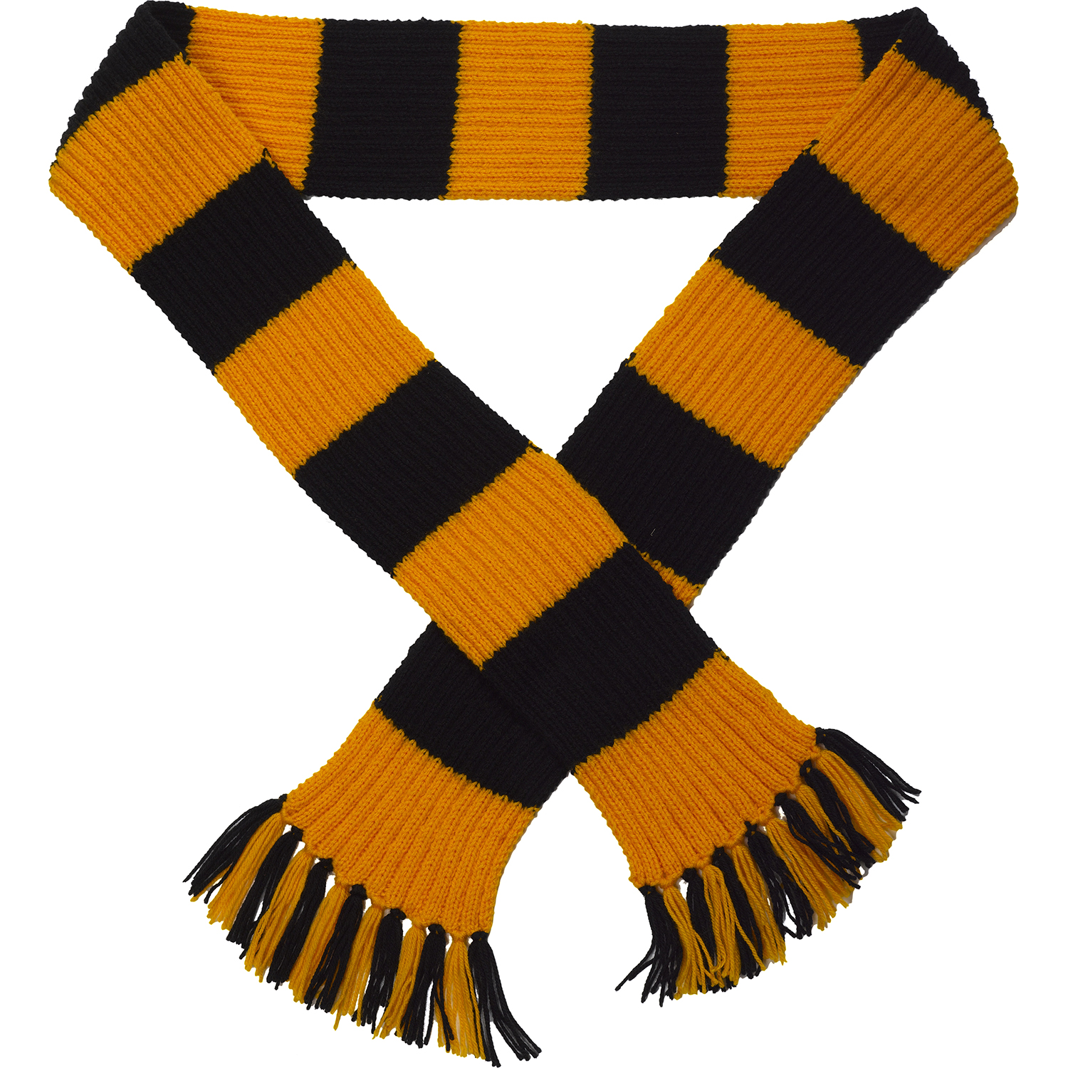 Knitting Pattern For Football Scarf : Premier League Team Striped Football Scarf Knitting ...