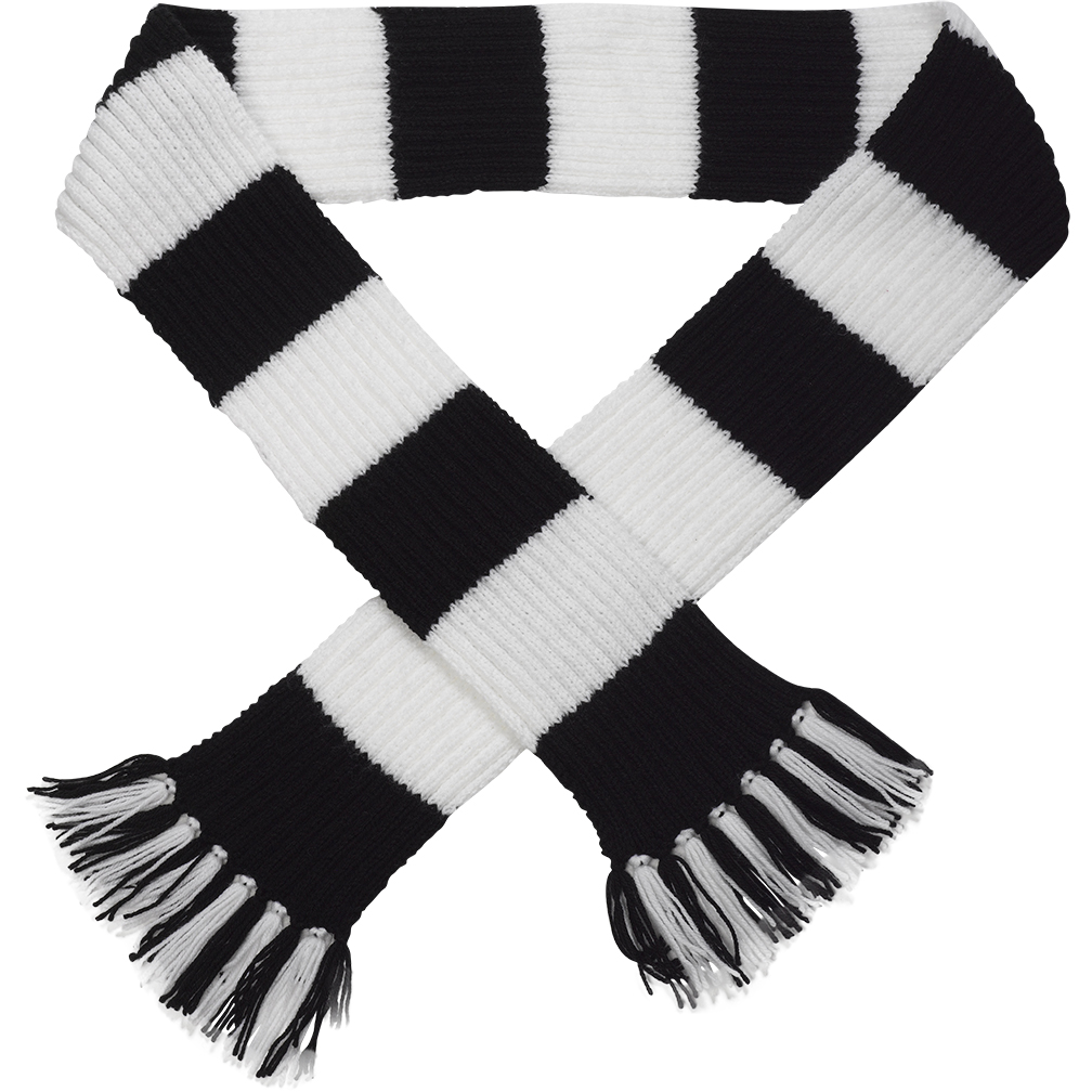d0ab6aaaa7f9 black and white scarf