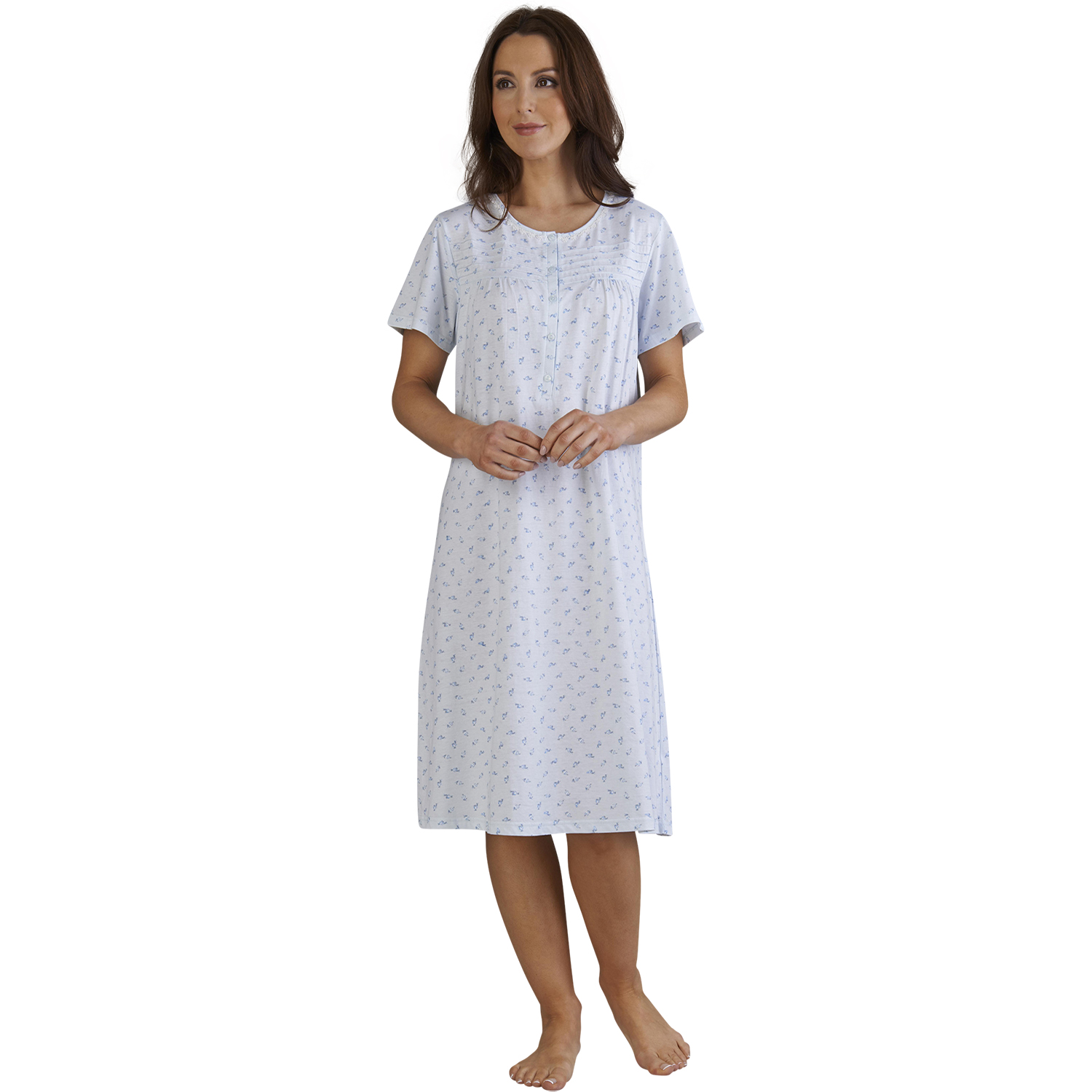 Girls' Nightgowns. Showing 48 of results that match your query. Search Product Result Girl's Emoji Sleepover Squad Short Sleep Nightgown (Big Girl & Little Girl) New. Product Image Girl 's Emoji Sleepover Squad Short Sleep Nightgown (Big Girl & Little Girl) See Details. Product - Toast & Jammies Girls Long Sleeve Granny Nightgown.