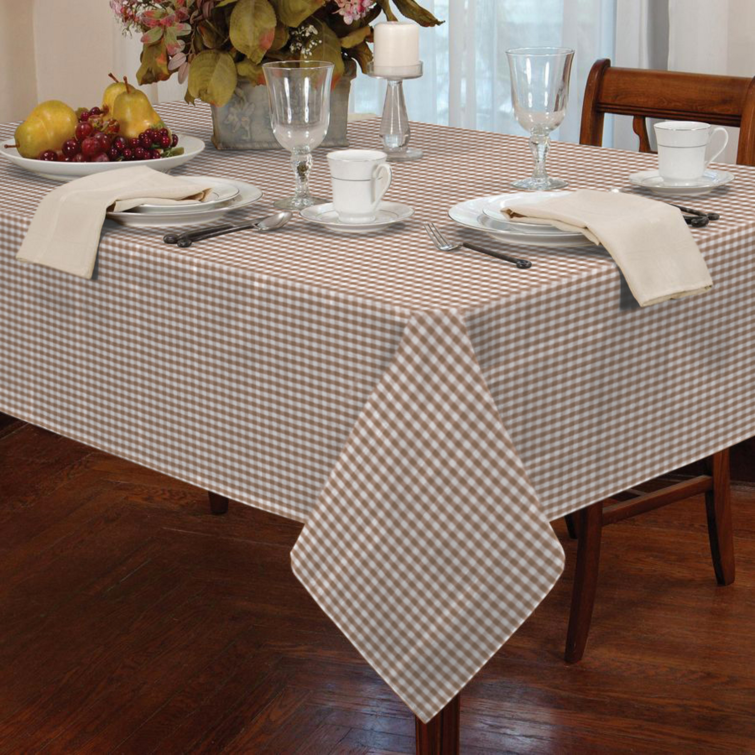 Tablecloth For Dining Room Table Garden Picnic Gingham Check Tablecloth Dining Room Table Linen