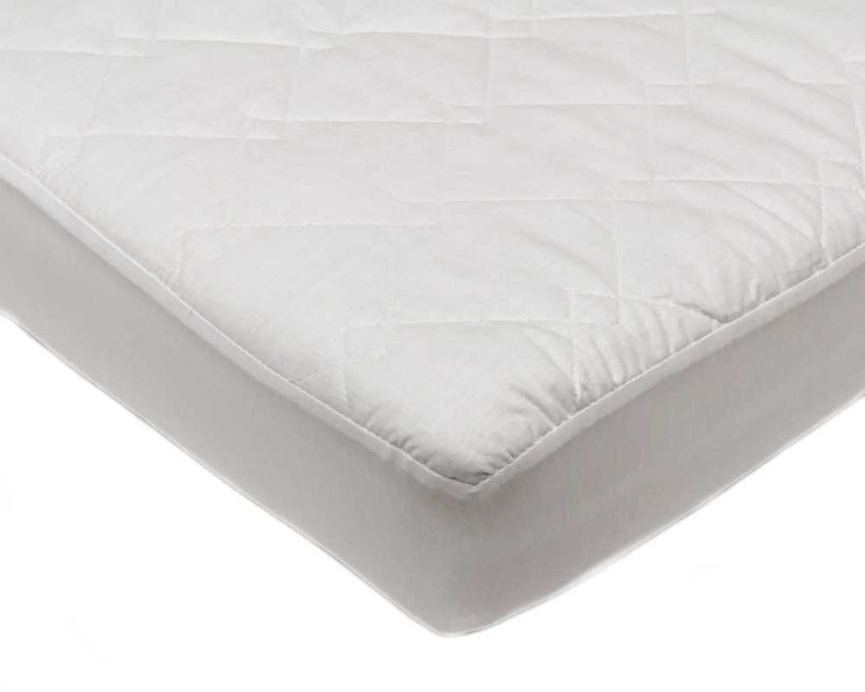 Lujo acolchada muy profundo protector de colch n for Colchones de futon