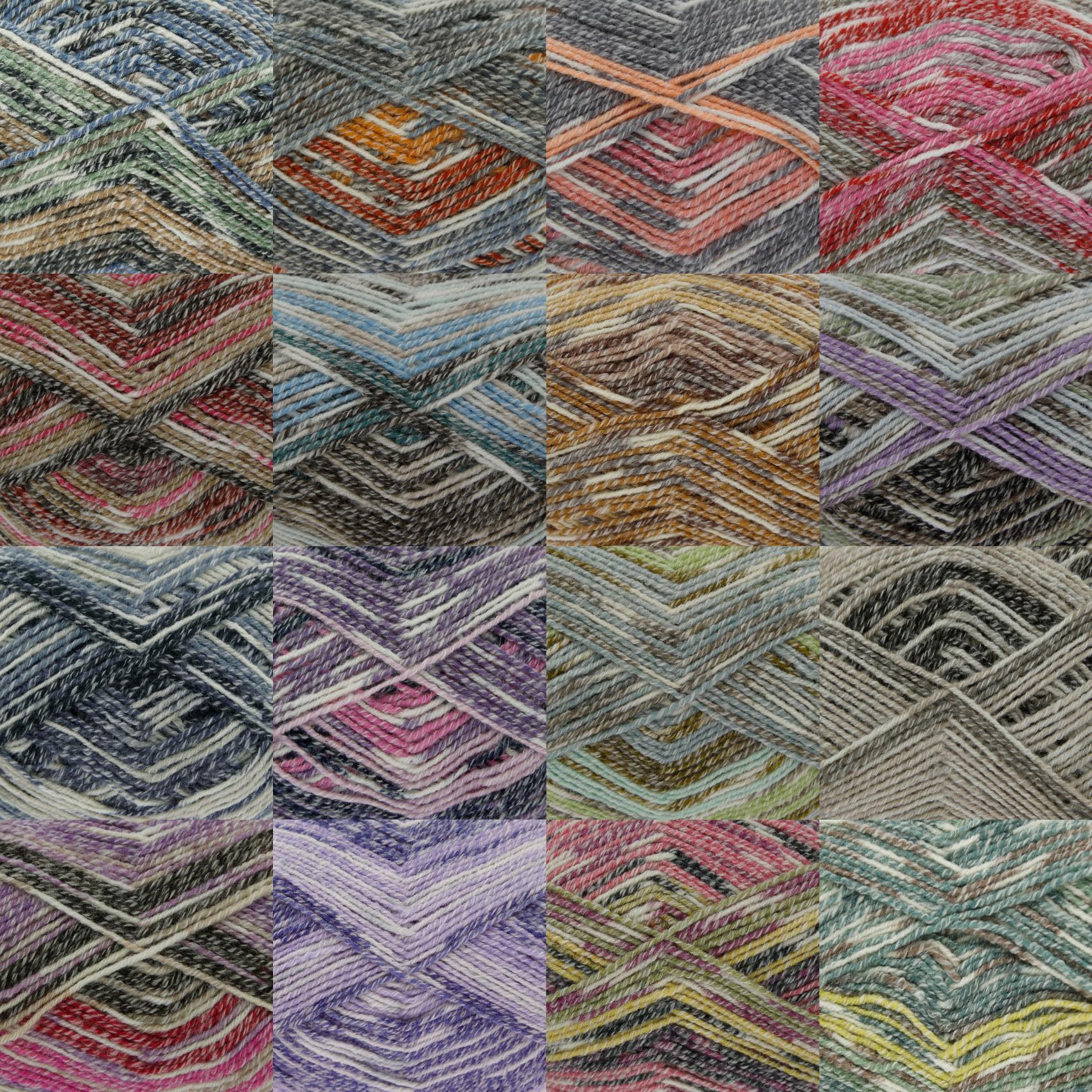 100g Drifter DK Double Knitting King Cole Acrylic Yarn ...