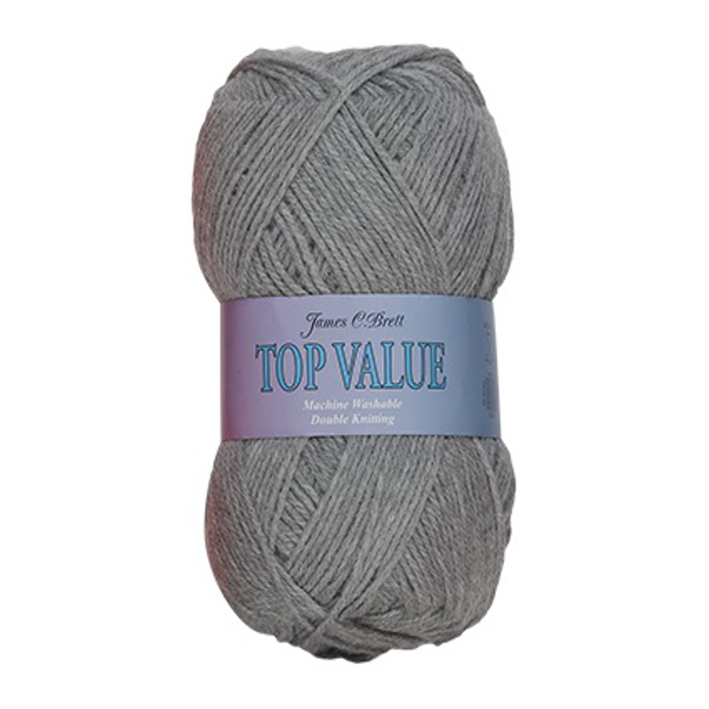 Knitting Wool : ... -Top-Value-DK-Machine-Washable-Yarn-100-Acrylic-Double-Knitting-Wool