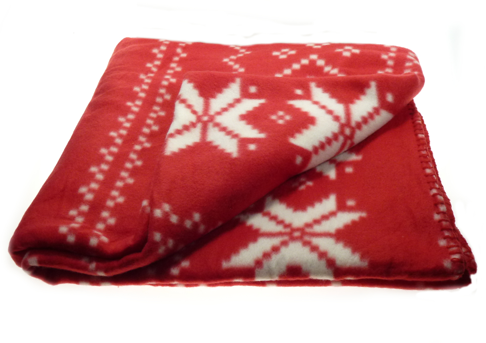 Christmas Soft Fleecy Throw Over Festive Xmas Polar Fleece
