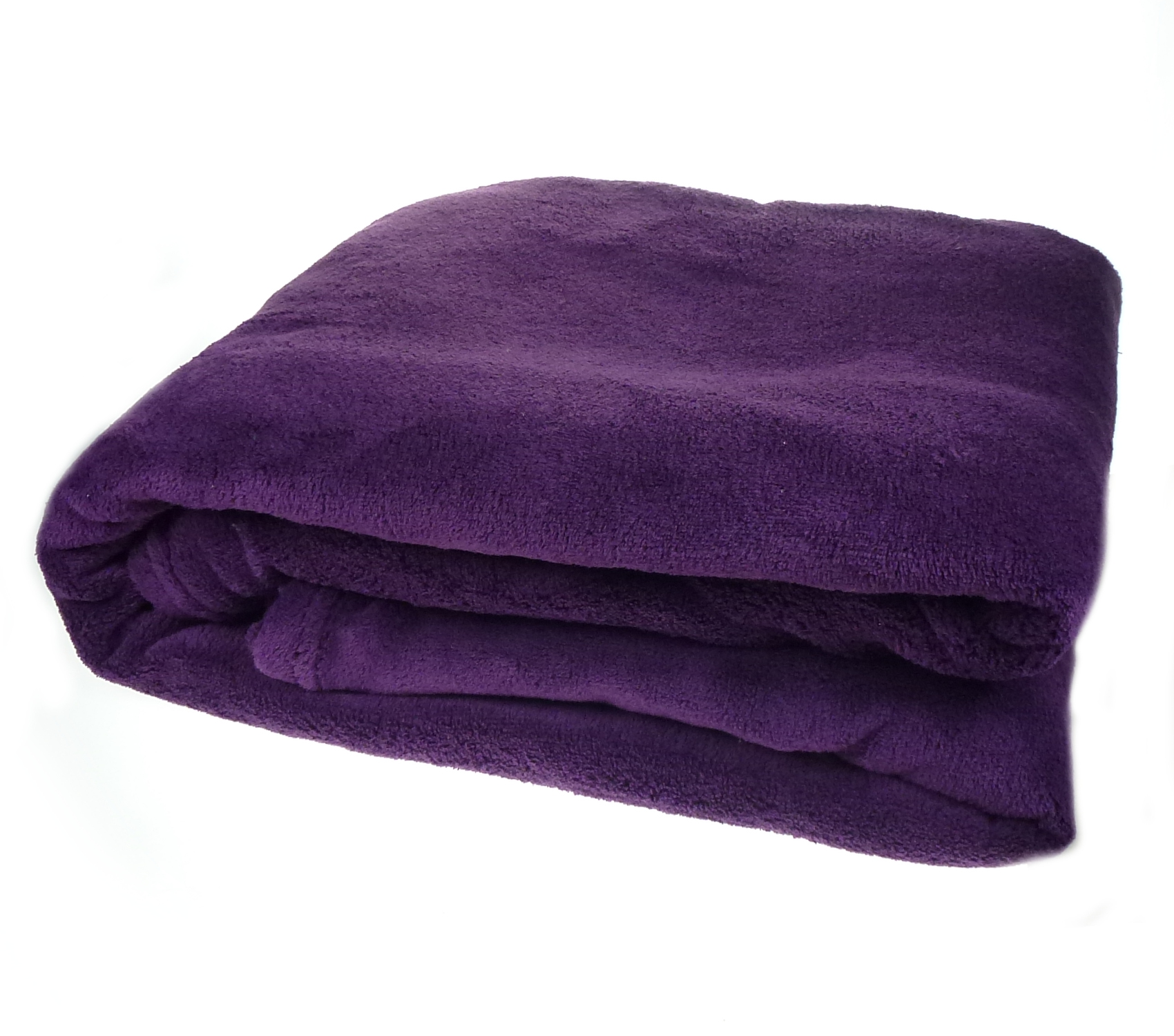 luxury soft cosy coral fleece throw over bed sofa home fleecy  - luxurysoftcosycoralfleecethrowoverbed