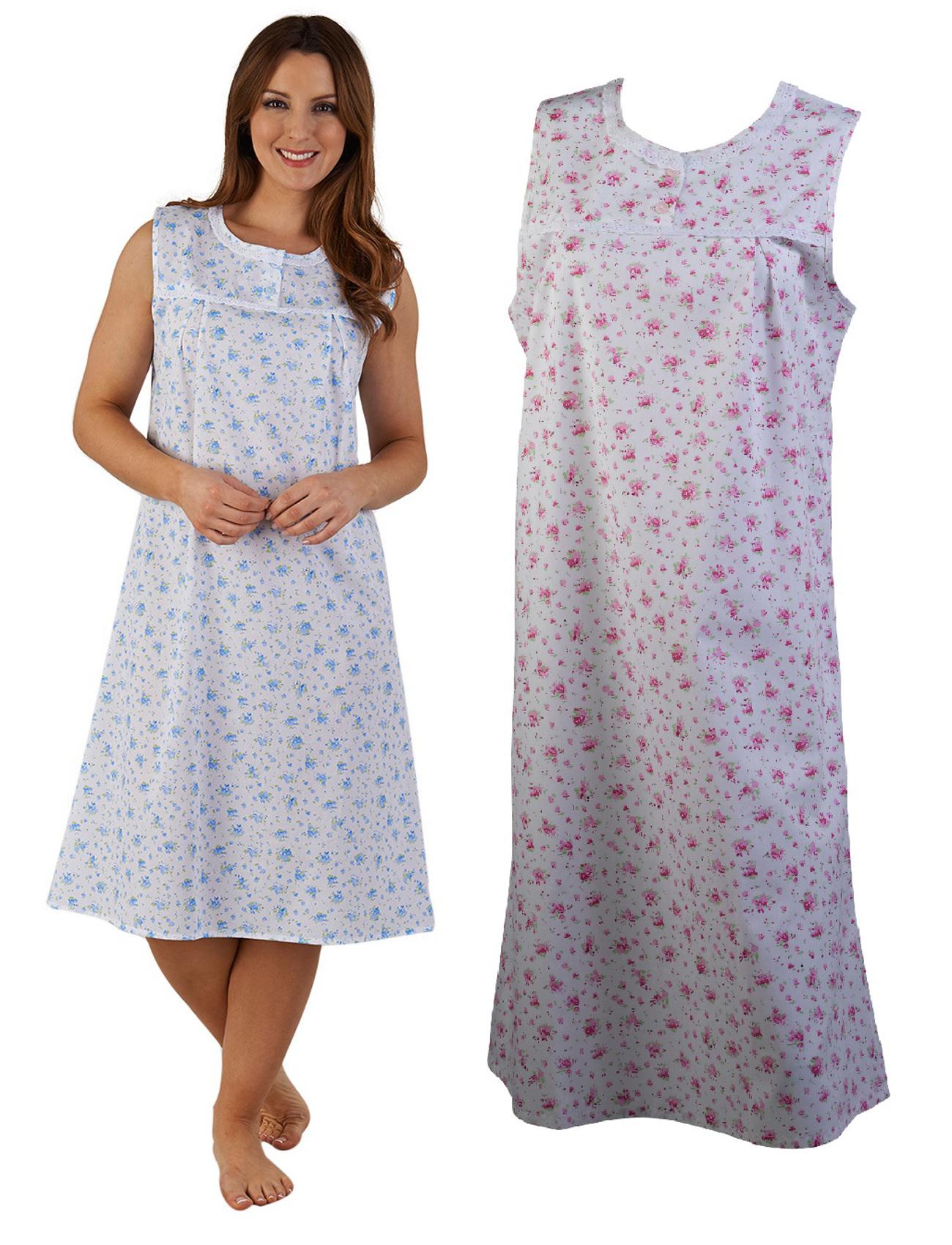 Night dress designs ladies