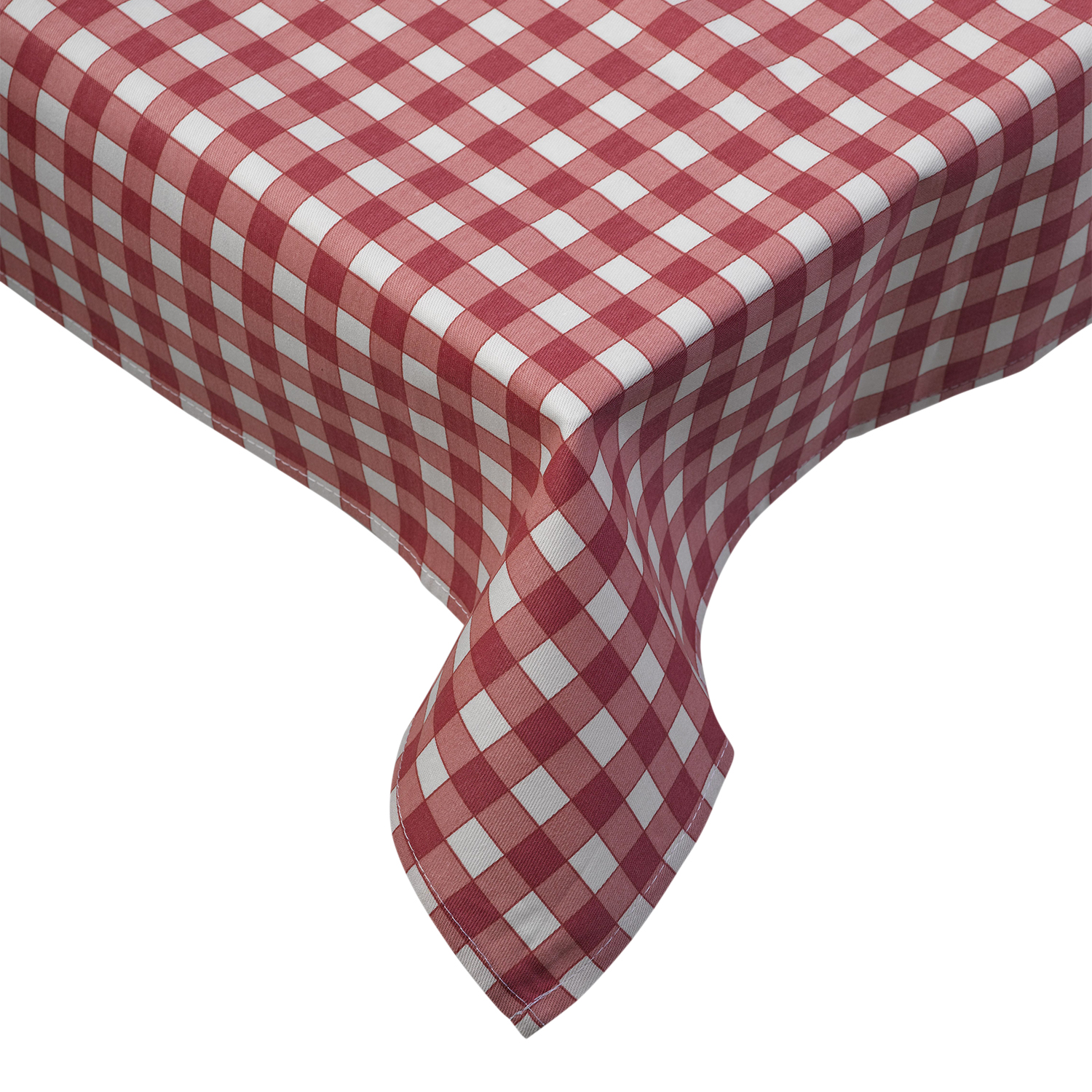 100 Cotton Gingham Check Tablecloth Dining Room Kitchen