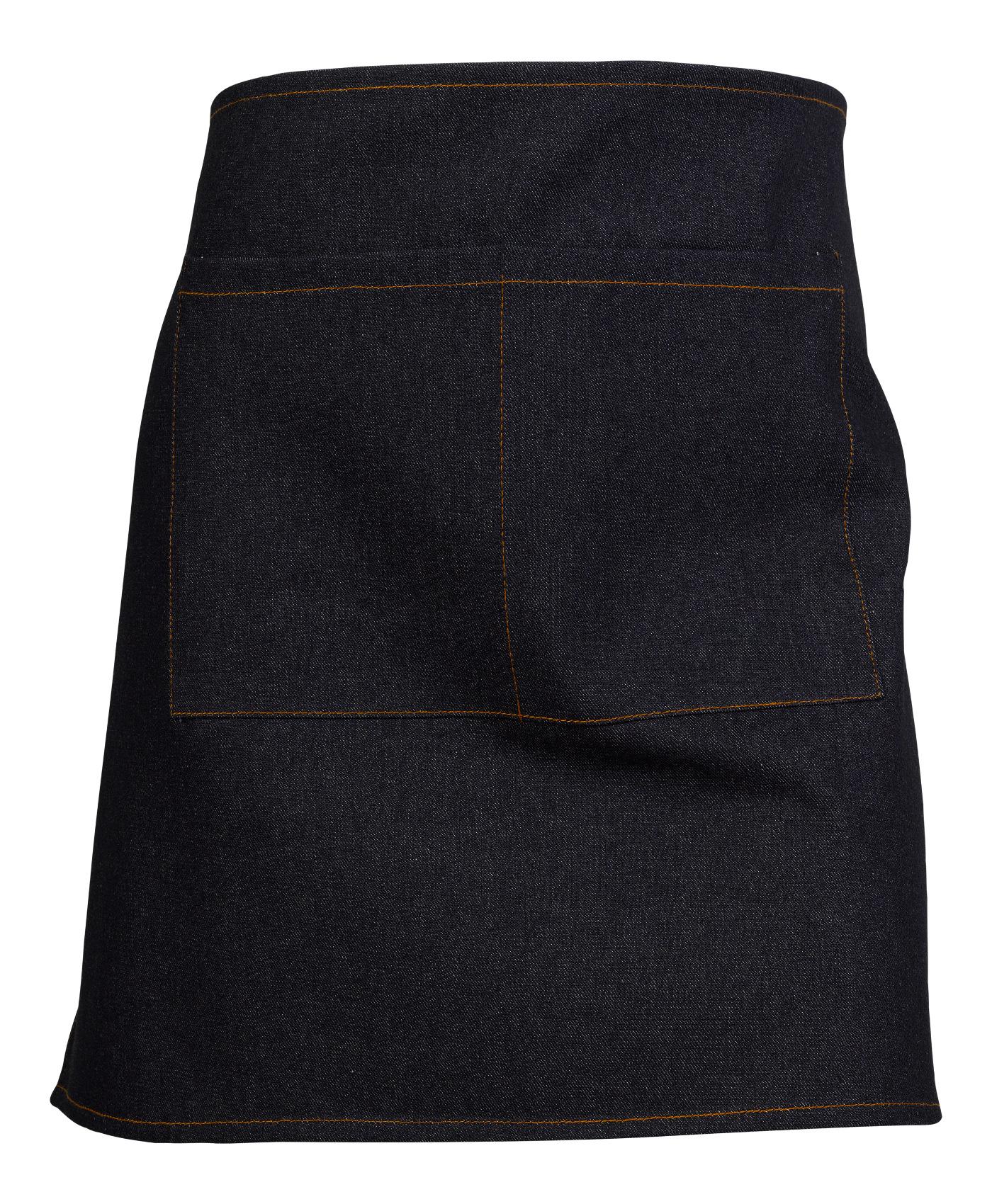 White half apron ebay - Picture 2 Of 3
