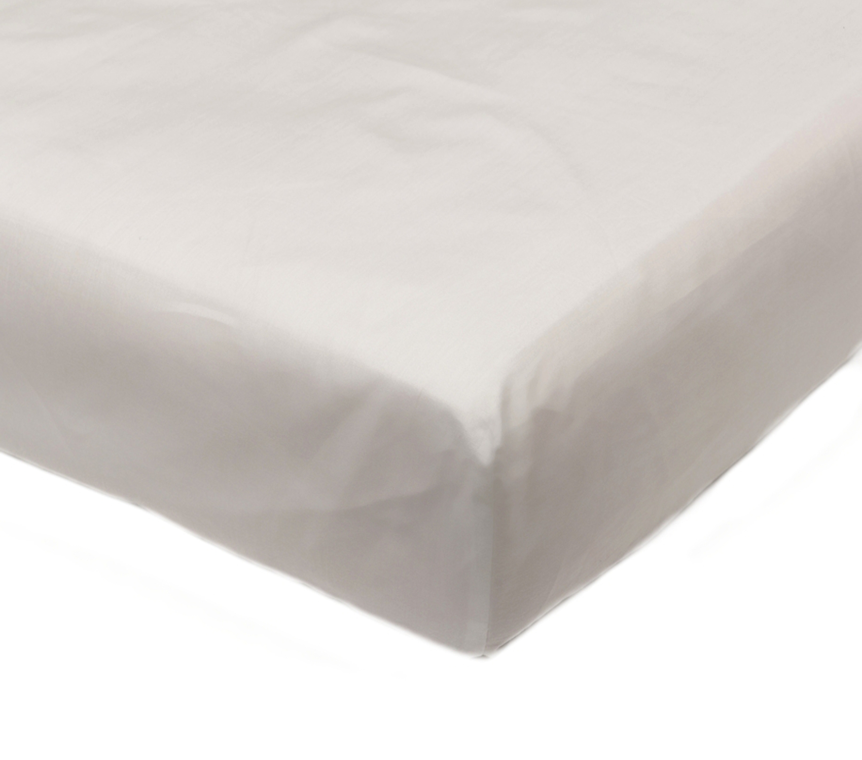 Delightful Polycotton Bed Linen Part - 3: Extra-Long-10-034-Deep-Fitted-Sheet-Easy-