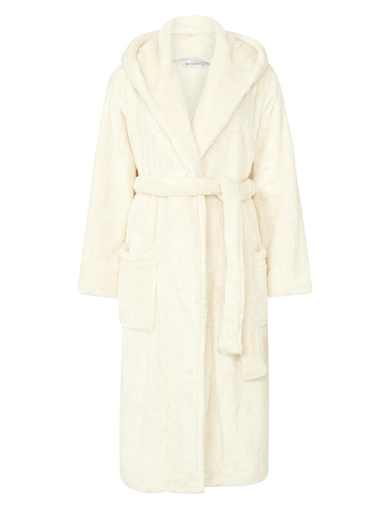 Slenderella Ladies Super Soft Thick Fleece Dressing Gown Luxury ... cca2d47e7