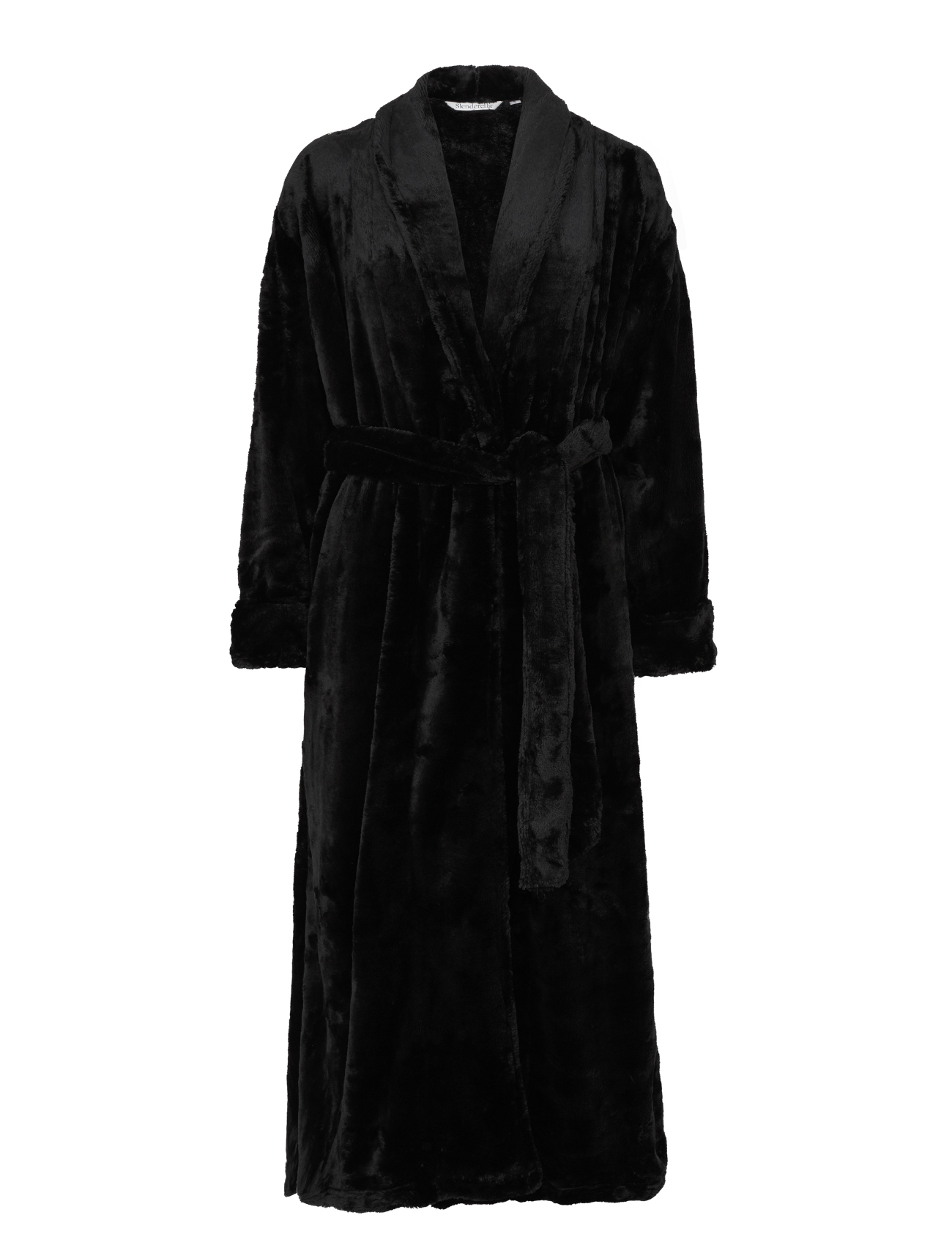dressing gown super soft thick fleece ladies shawl collar. Black Bedroom Furniture Sets. Home Design Ideas